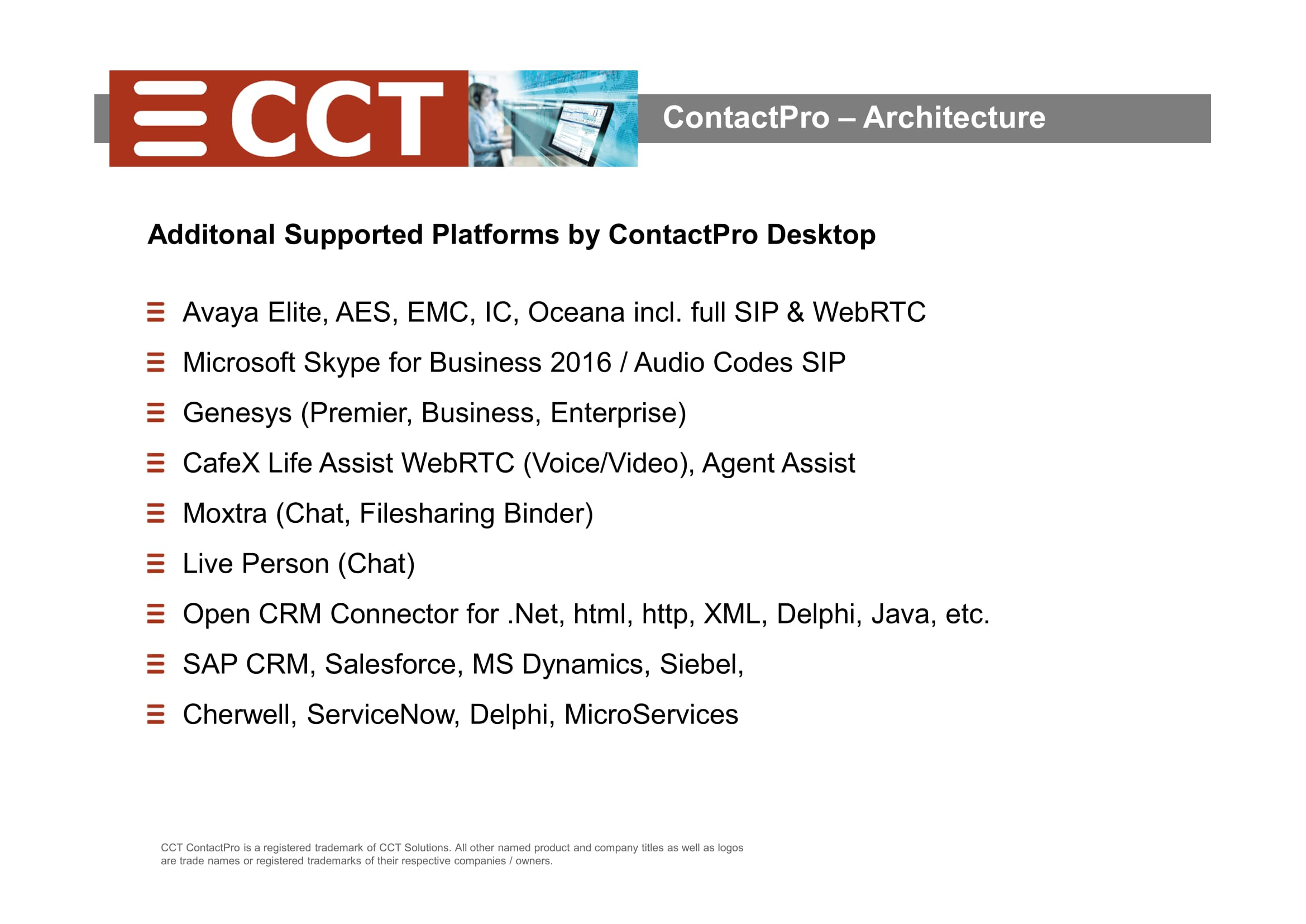 Avaya support guide.